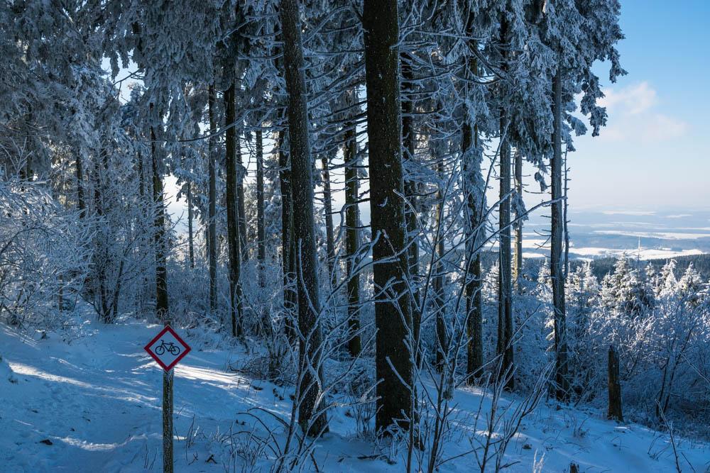 Winter im Taunus - Fototour auf dem Großen Feldberg