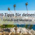 10 Tipps für deinen Urlaub auf Mallorca