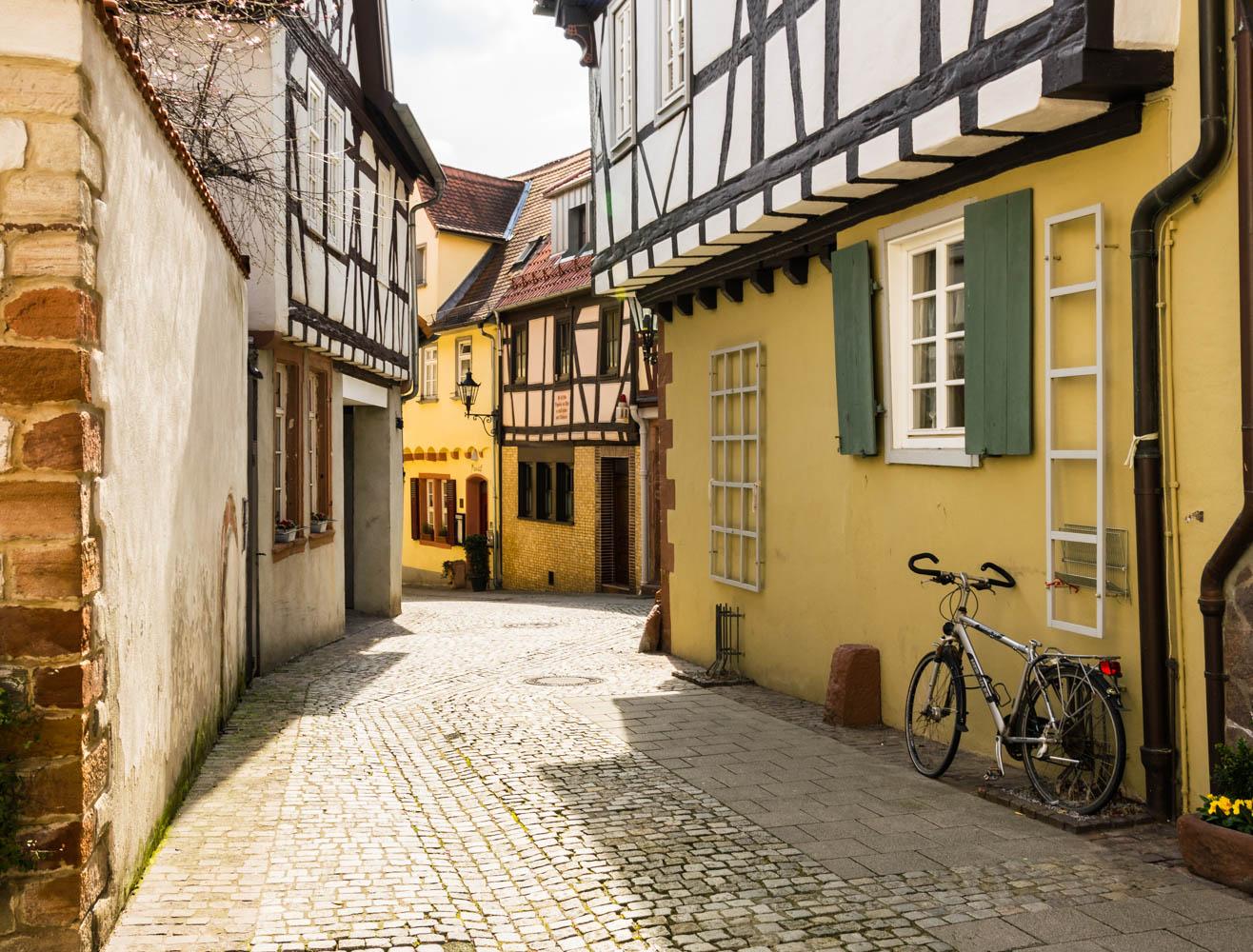 Tagesausflug Aschaffenburg