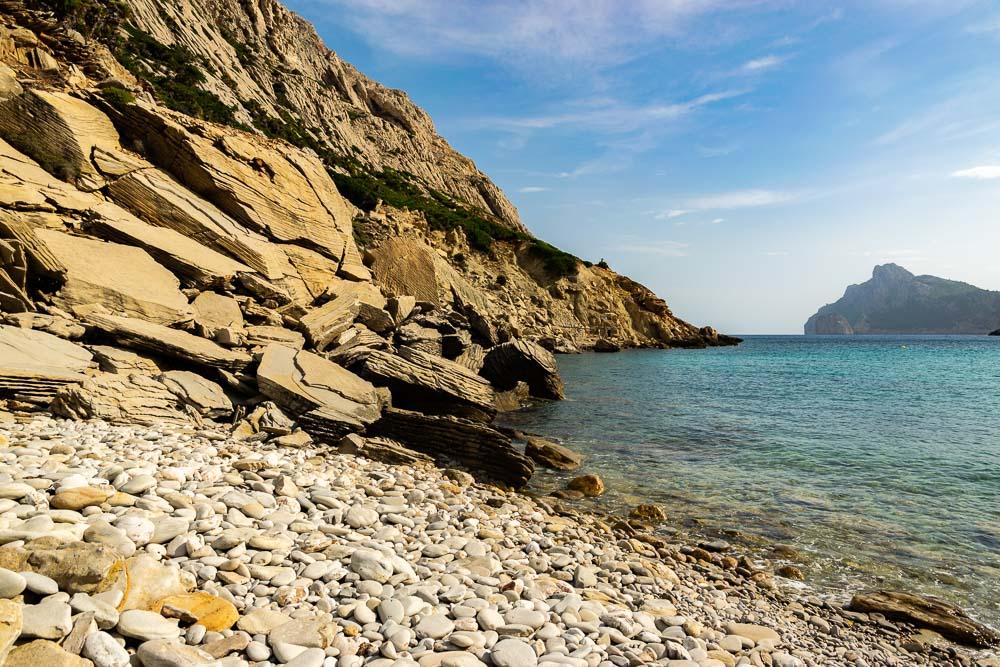 Cala Boquer - Wanderung zur einsamen Bucht auf Mallorca