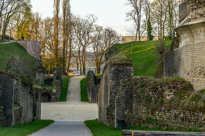 Trier Sehenswürdigkeiten - Das Amphitheater