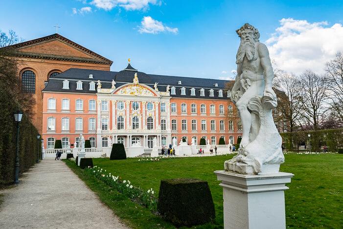 Trier Sehenswürdigkeiten - Kurfürstliches Palais