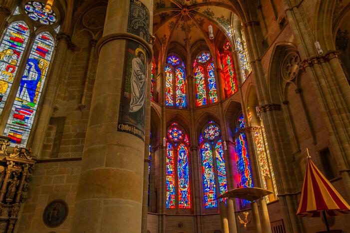 Trier Sehenswürdigkeiten - Liebfrauenkirche