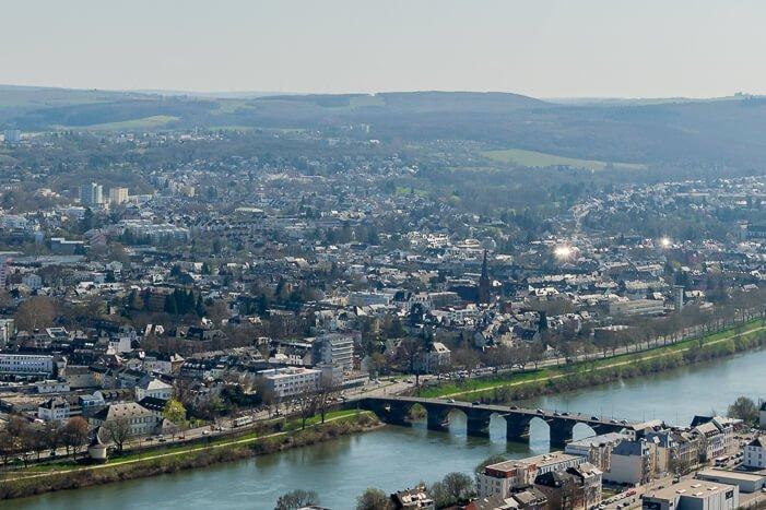 Trier Sehenswürdigkeiten - Römerbrücke