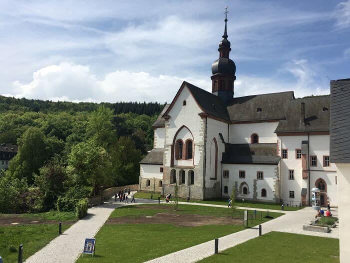 Kloster Eberbach in Hessen