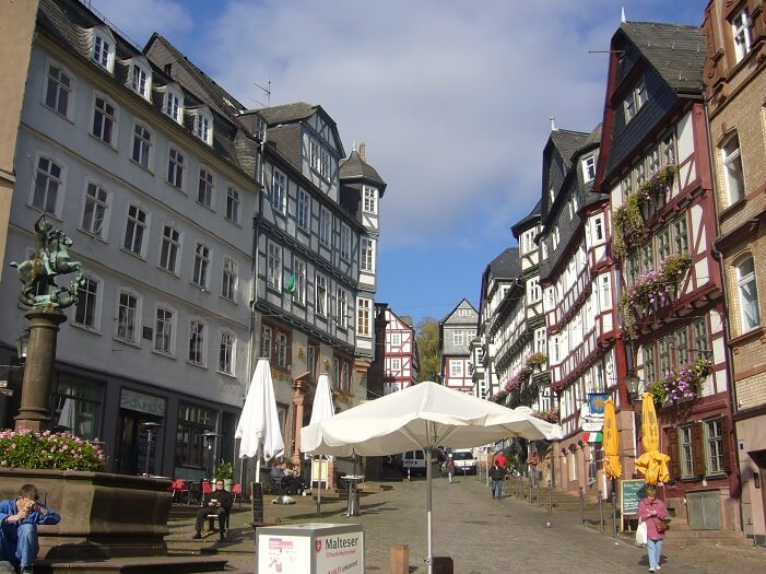 Marburg in Hessen