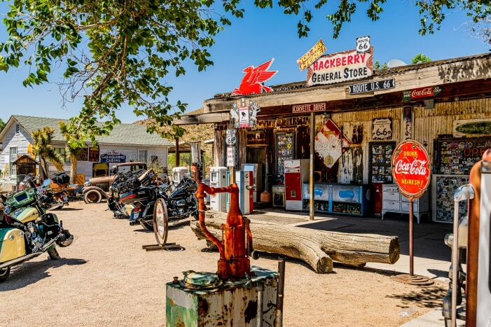 Hackberry General Store Route 66