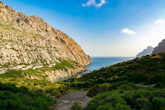 Leichte Wanderung zur einsamen Bucht auf Mallorca: Cala Boquer