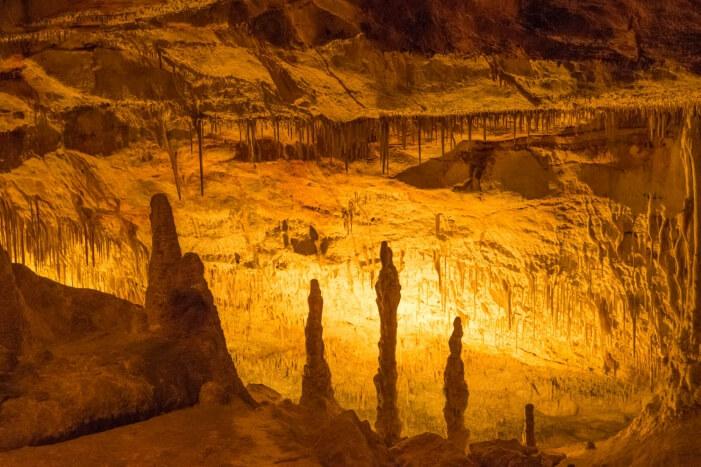 Drachenhöhle auf Mallorca