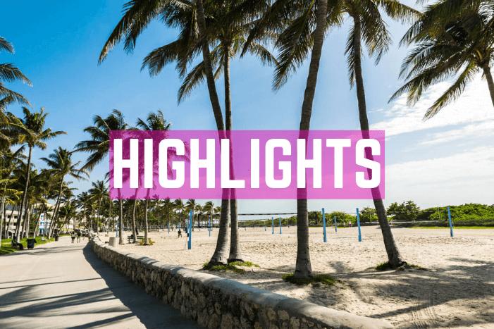 Florida Highlights und Sehenswürdigkeiten