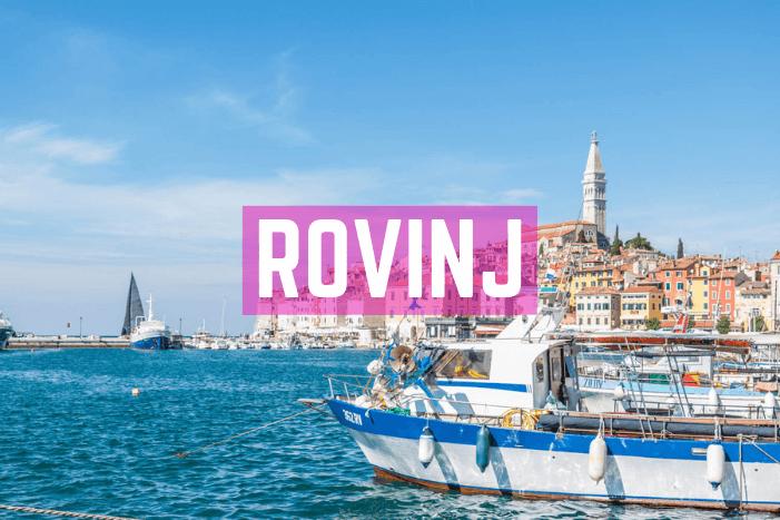 Rovinj Tipps für Urlaub in Kroatien Istrien