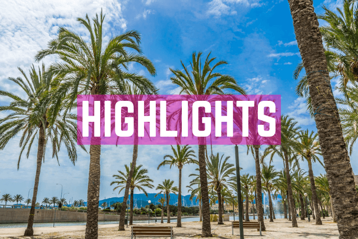 Highlights Mallorca - Die Top Sehenswürdigkeiten auf der beliebten Insel