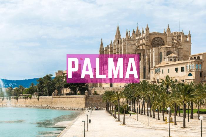 Palma Sehenswürdigkeiten Kathedrale in Palma