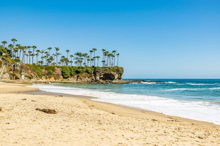 Fotolocation in Kalifornien Laguna Beach