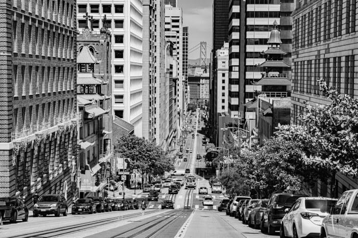 Schwarz Weiß Fotografie