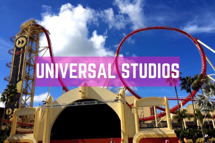 Universal Studios in Orlando Florida