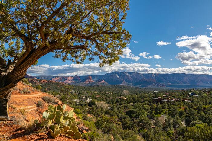 Wandern in Sedona auf unserer Arizona Rundreise